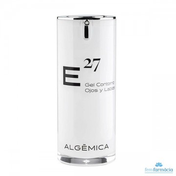 Algémica E27 Gel contorno Ojos